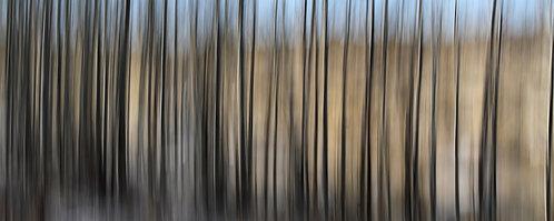 UCE - A Winter's Hillside, No. 1511-9951, 36x90