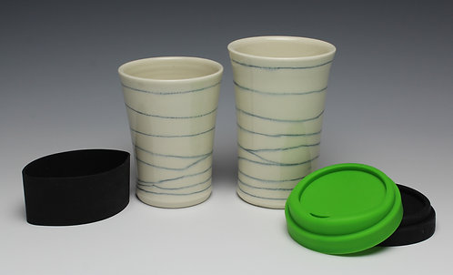 Travel Cup, 10 oz or 12 oz