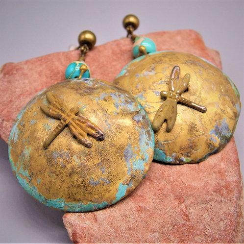 The Sea earrings