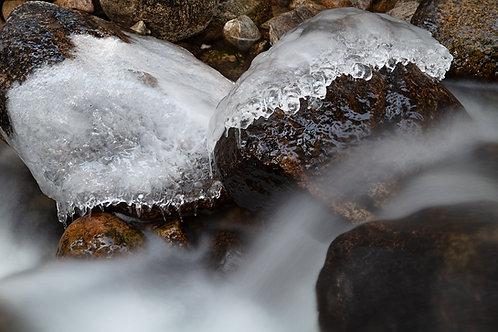 Sweeney Creek Water Flows 569