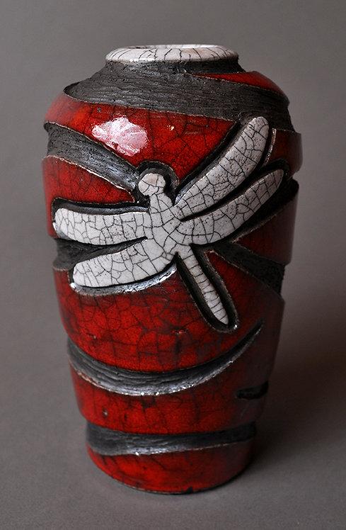 Dragonfly Vase (No. 78/2020)