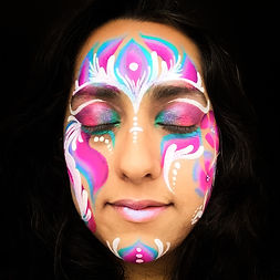 Face Paint Friday