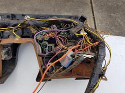 76' behind dash wiring loom