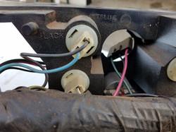 temperature gauge connector
