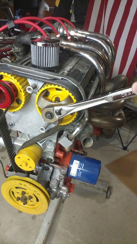 Camshaft-Tool-Usage