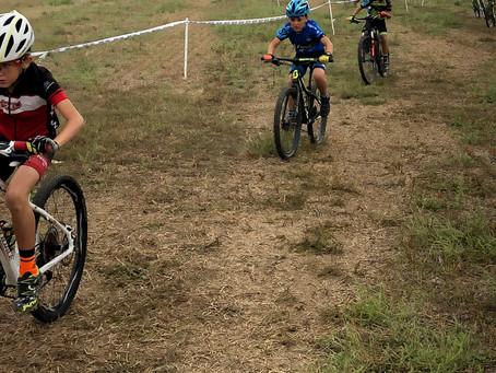 Roger Delgado finaliza 4º en el Ciclocross de Guissona - Infantil