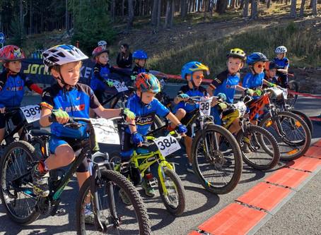 La escuela Purito destaca en el Campeonato de Andorra de ciclismo Infantil