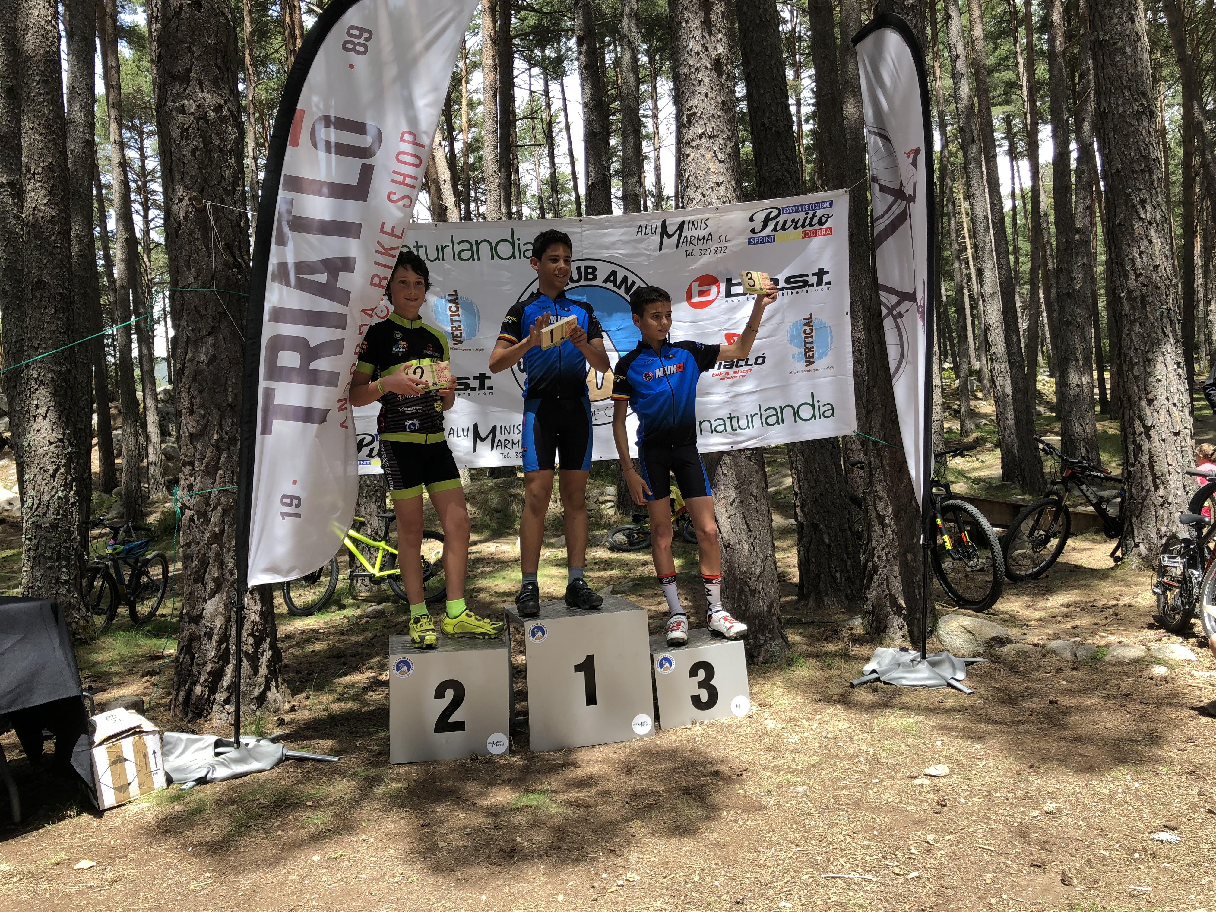 Open de Andorra BTT Infantil 2018 63