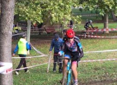 Ciclocross de Promoción en Manlleu y Vic - Infantil