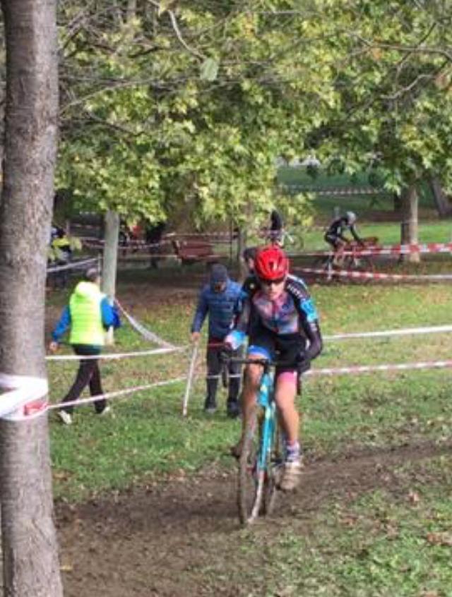 Ciclocross Infantil