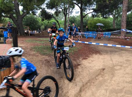 La escuela Purito consigue dos podios en el Open Tarragona Infantil de BTT - Cambrils