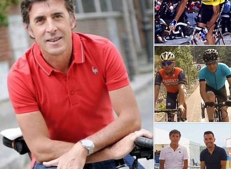 Perico Delgado será el ciclista homenajeado en La Purito Andorra 2019