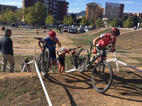 La Escola Purito destaca en el ciclocross de Igualada