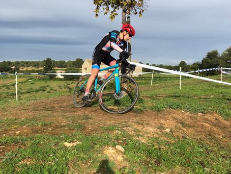 Enric Bregolat consigue el Top10 en el Ciclocross de Torredembarra y El Morell
