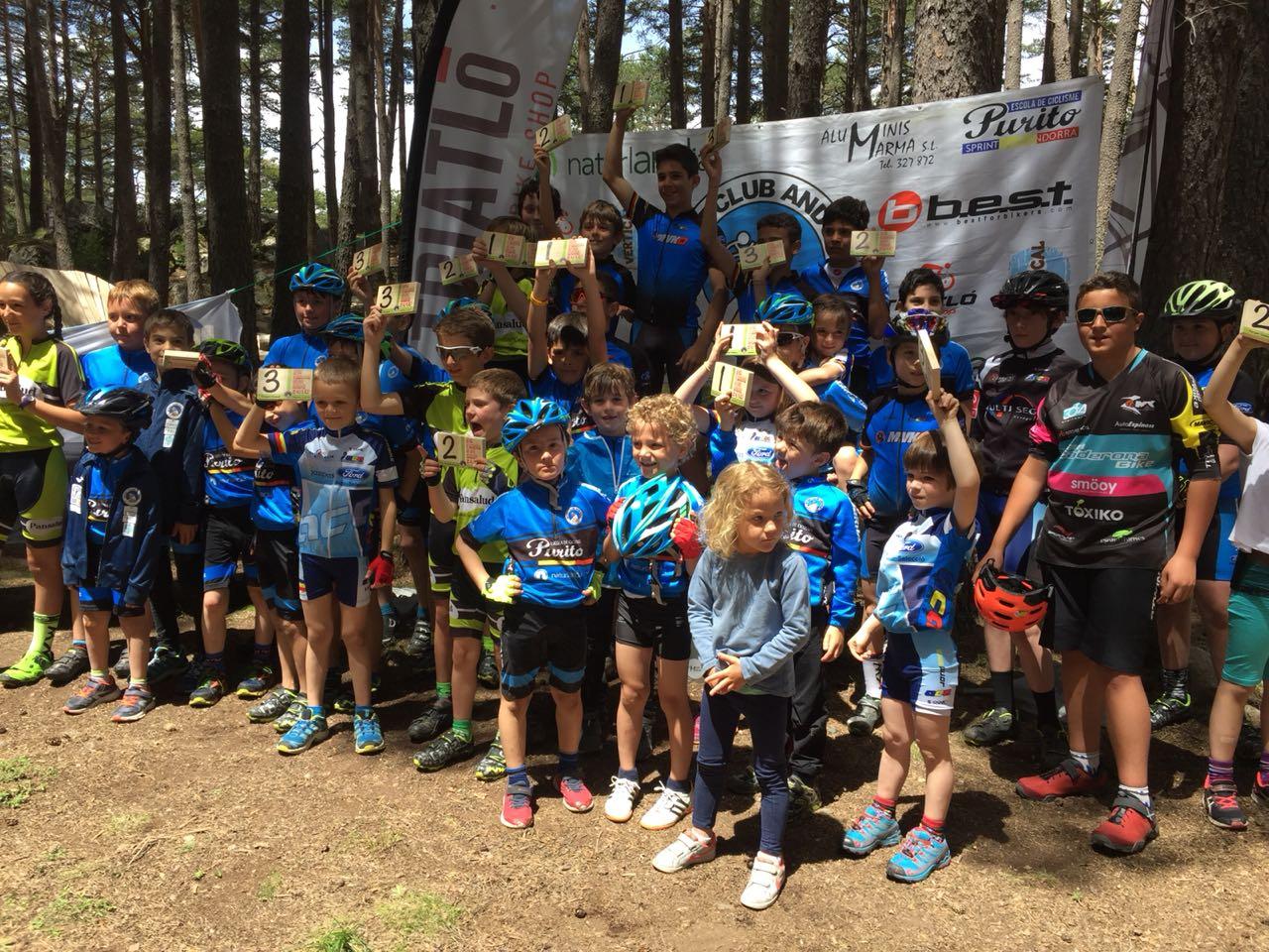 Open de Andorra BTT Infantil 2018 5