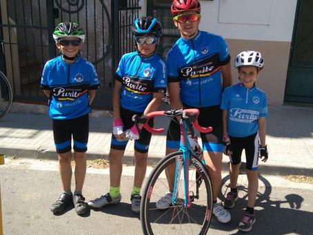 La escuela de ciclismo Purito Sprint Club Andorra comienza una nueva temporada de competiciones