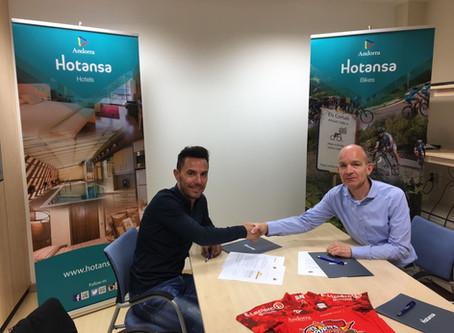 Hotansa, con La Purito Andorra 2018