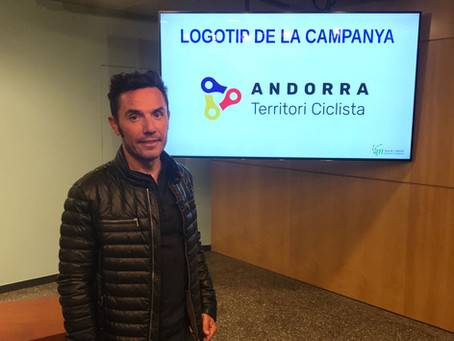 """El Gobierno de Andorra pone en marcha la campaña de seguridad vial """"Andorra, territorio ciclist"""