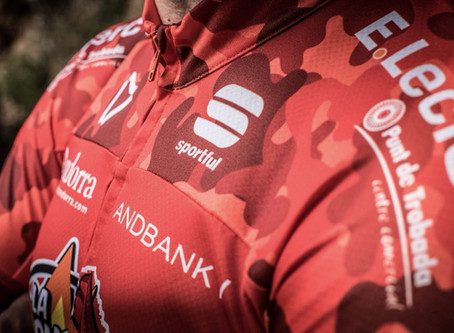 La Purito Andorra presenta su nuevo maillot