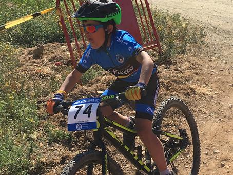 Buenos resultados de la escuela de ciclismo Purito en la Copa Catalunya de MTB