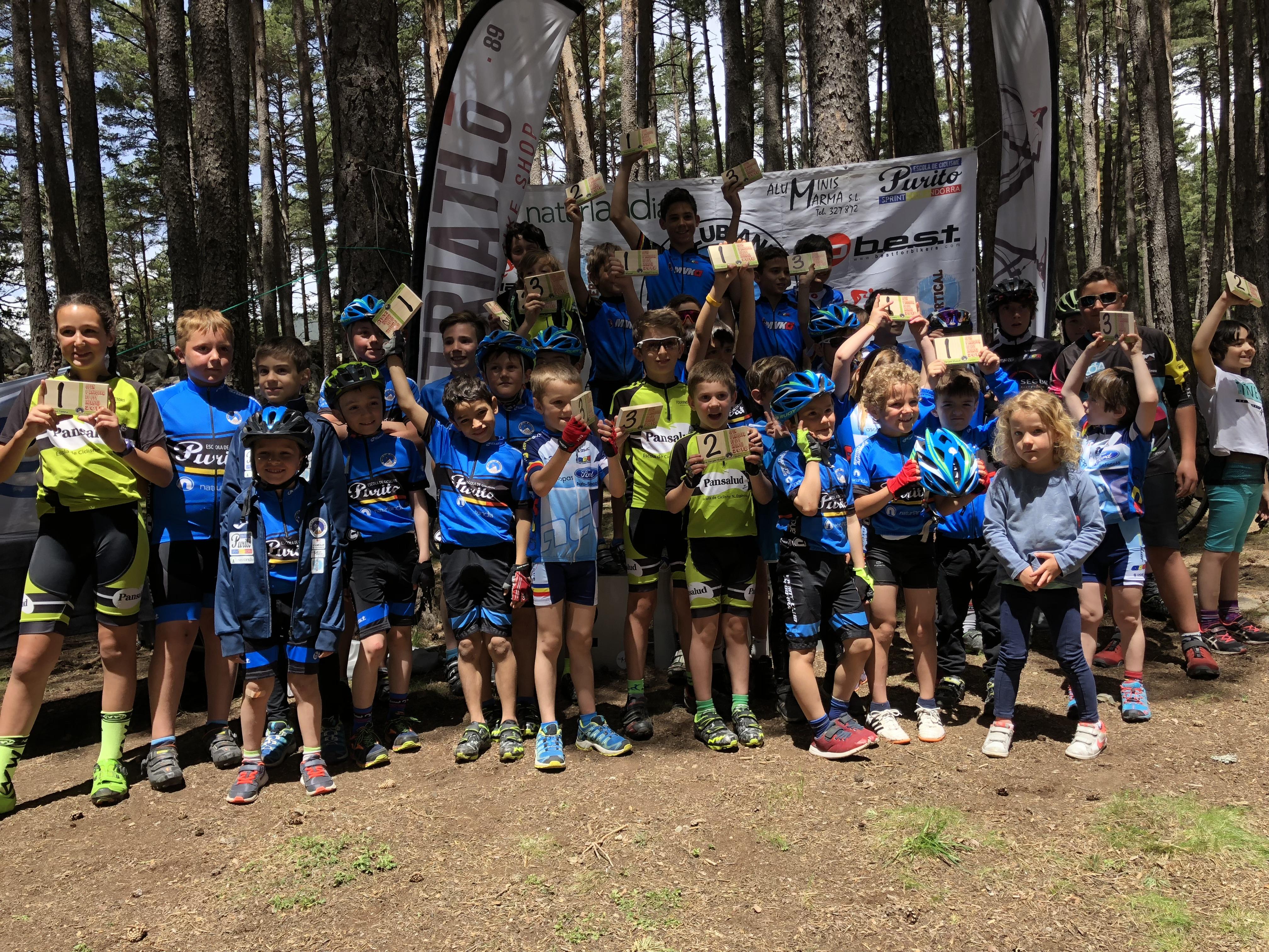 Open de Andorra BTT Infantil 2018 66