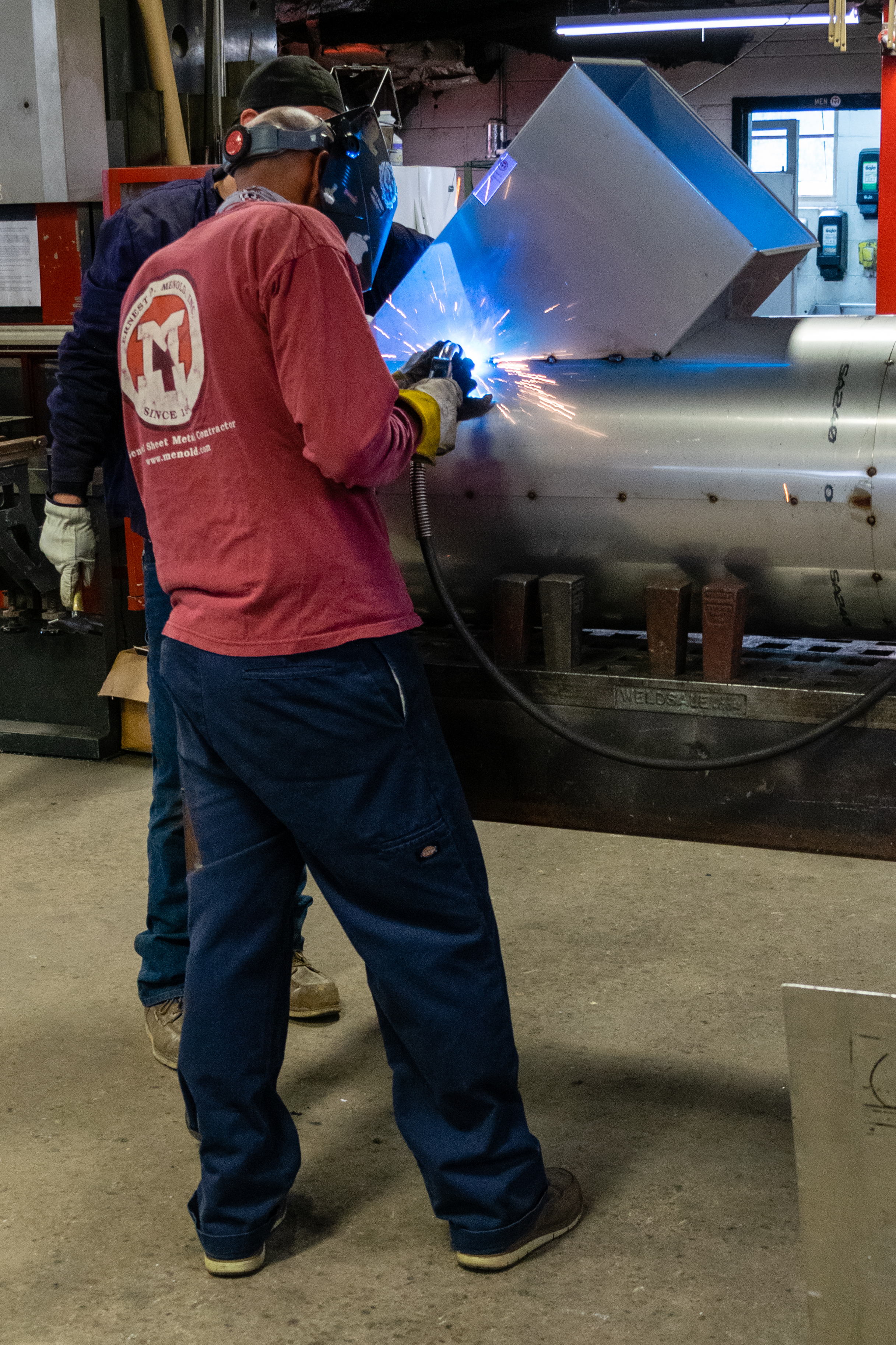 2 stainless steel ductwork (6)