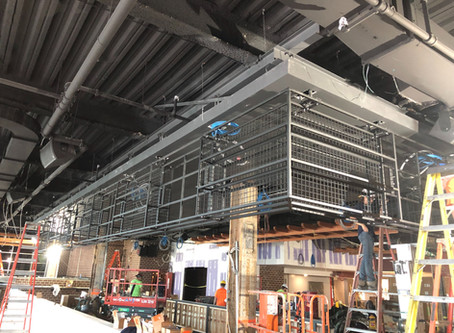 Wells Fargo Center's Transformation 2020 Project