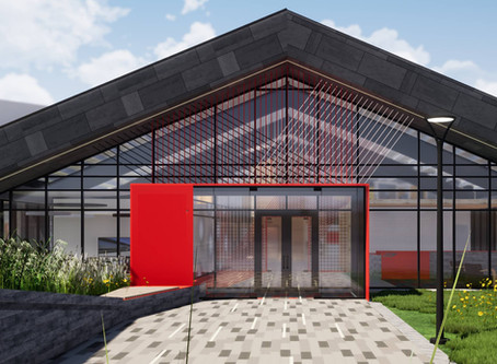 Architectural Work at Gore's Elkton, MD Facility
