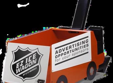 EZ Ice Wagon
