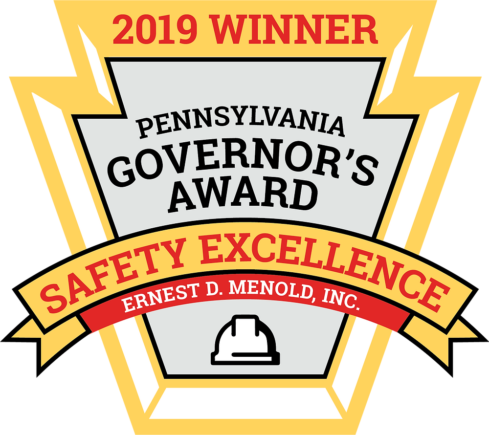 2019 PA Governors Safety Award Excellence