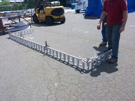 Custom Aluminum Canopy