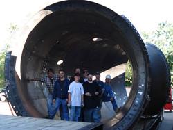 HVAC Steel Elbow