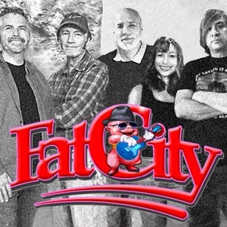 Fat City is rocking the Pub! Parking lot Party!