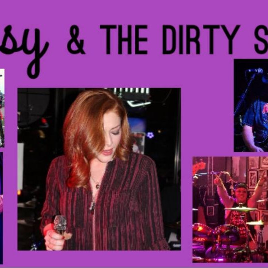 Missy and the Dirty Secrets are rocking the Pub! Parking lot party!