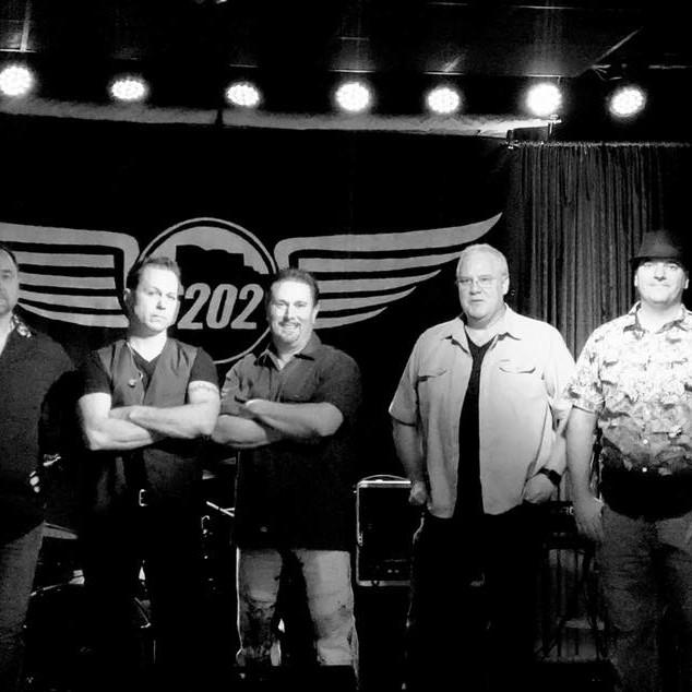 6202 Band Debuting at the Pub!