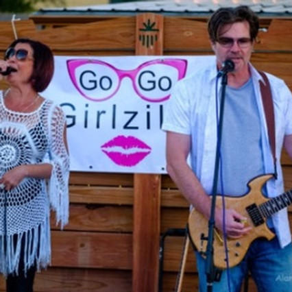 Go Go GirlZilla is back at the Pub!