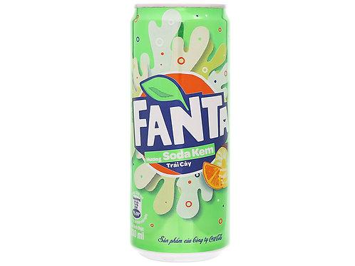 Fruity Cream Fanta