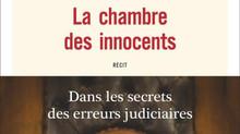 "A lire : ""La Chambre des innocents"", ou le long combat des victimes d'erreur judiciaire"