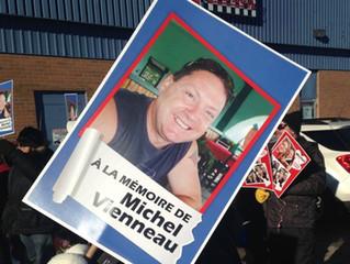 Mort de Michel Vienneau : le Service des poursuites publiques ordonne une révision