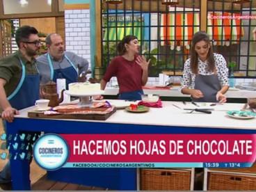 Cocineros Argentinos. -Tv Publica-