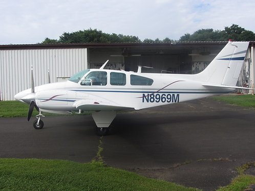 1964 BEECHCRAFT BARON B-55