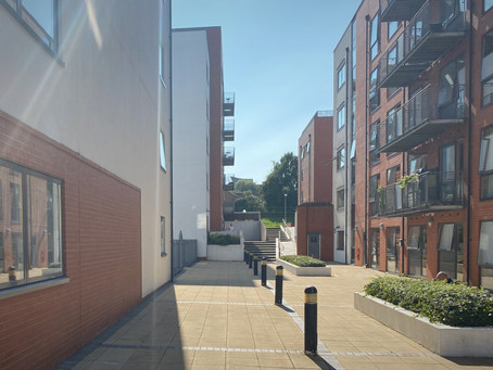 Remote IP CCTV for City Centre Apartments