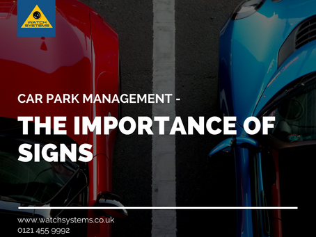 Car Park Management – The Importance Of Effective Signage