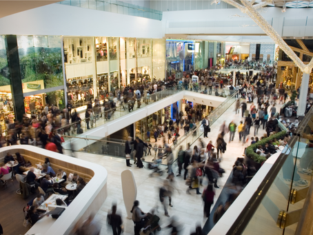 IP CCTV Analytics Could Save UK Shopping Centres Thousands of Pounds