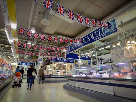 Security Upgrade at Birmingham's Iconic Indoor Market