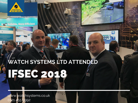 Europe's leading security event – IFSEC International 2018