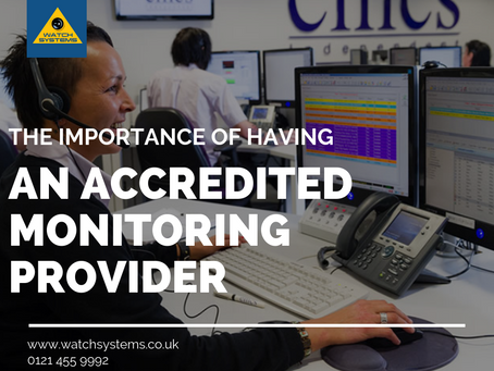 The Importance Of Having Your Monitoring Provider Accredited