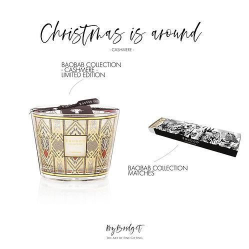 CHRISTMAS IS AROUND - CASHMERE