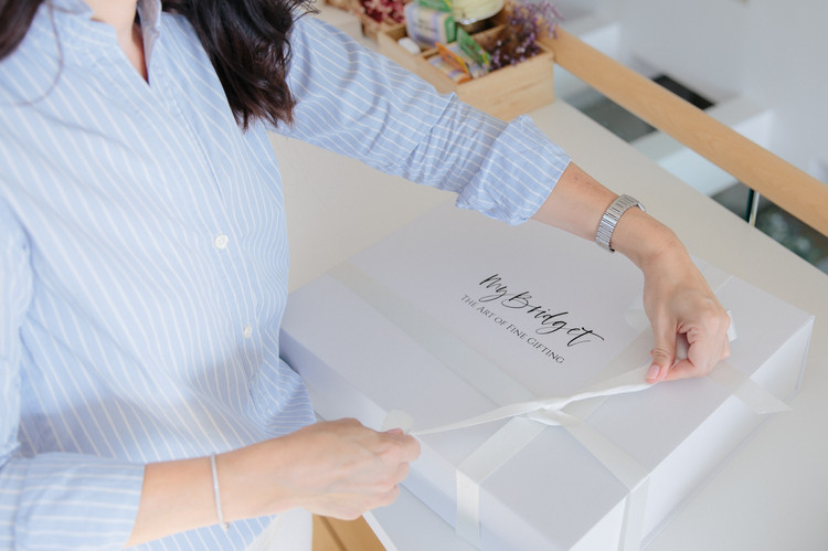 MyBridget Birgit Witrisal Elegante Geschenke für Geburtstag, Weihnachten, Geburt, Taufe