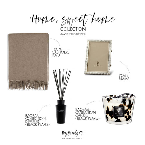 HOME, SWEET HOME TAUPE COLLECTION